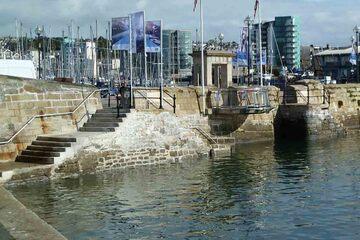 Plymouth - Mayflower Steps