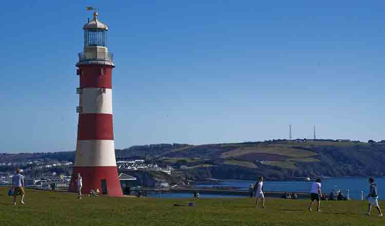 Obiective turistice Plymouth din Anglia