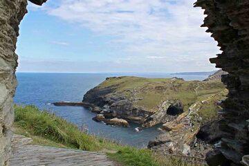 Cornwall - Coasta de nord