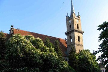 Bistrita - Biserica Evanghelica