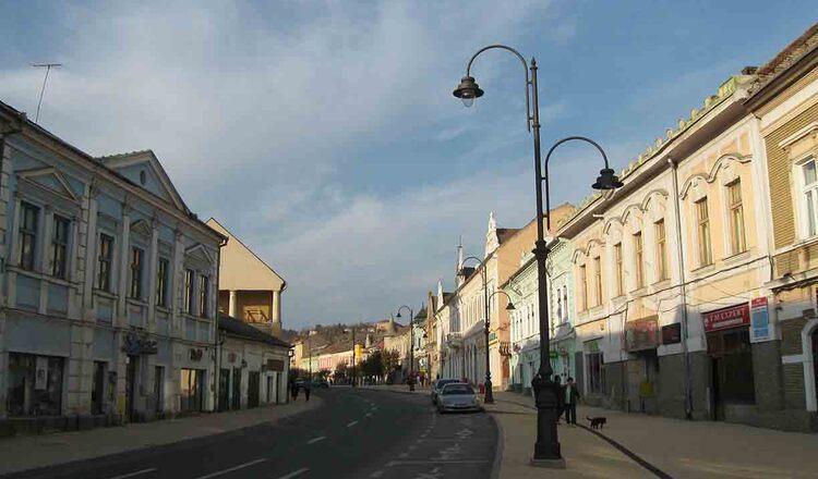 Centrul medieval al Turdei