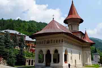 Aiud - Manastirea Ramet