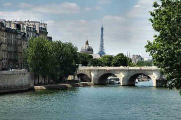 Paris - Plimbare cu vaporul pe Sena