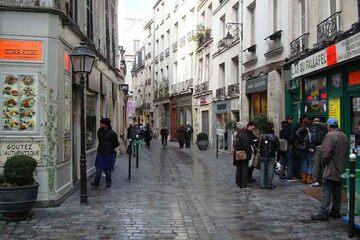 Paris - Plimbare prin Marais