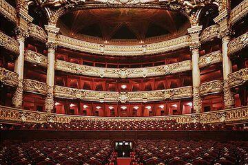 Paris - Plimbare de la Opera Garnier