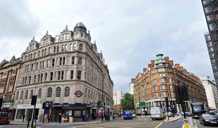 O plimbare prin Knightsbridge si Kensington