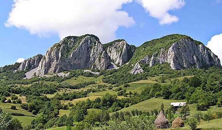 Obiective turistice Muntii Apuseni din Romania