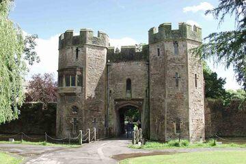 Wells - Bishop's Palace