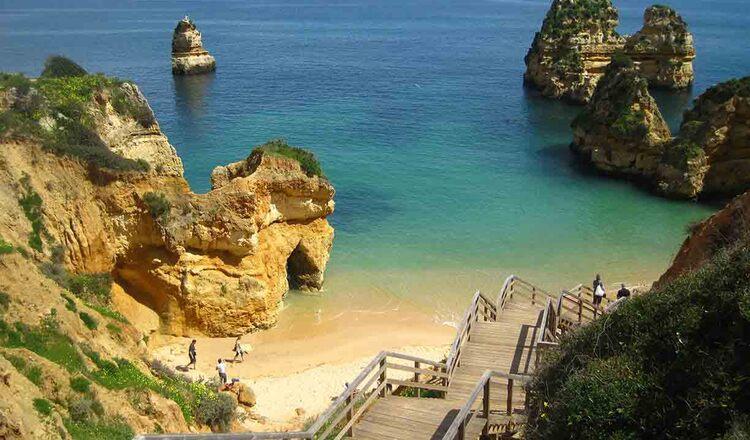 Obiective turistice Lagos din Portugalia
