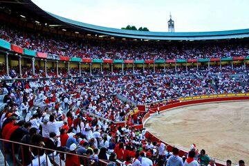 Pamplona - Arena pentru coride