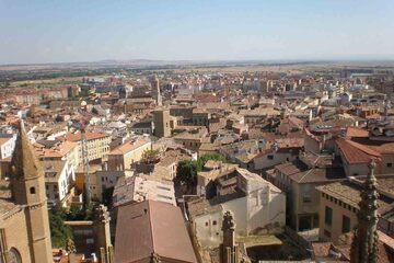 Huesca - Orasul vechi