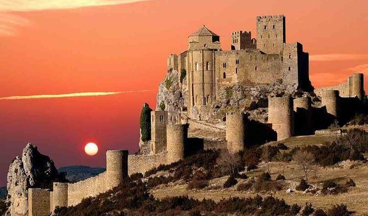 Obiective turistice Huesca din Spania