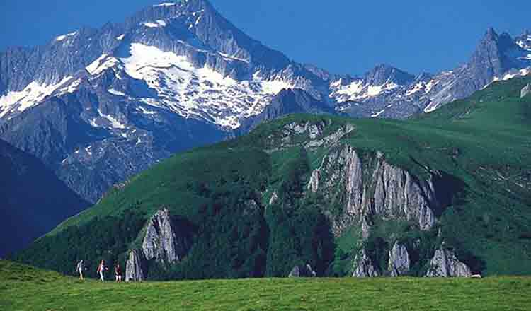 Obiective turistice Pirineii Francezi din Franta