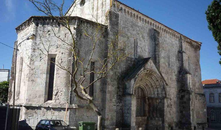 Biserica Sfantul Ioan din Alporão
