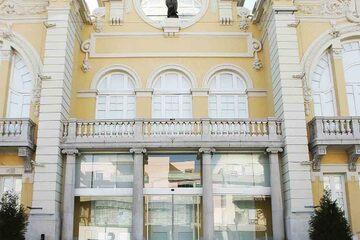 Sintra - Museu de arte moderna din Sintra