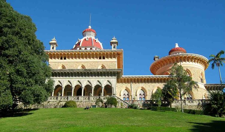 Palatul Monserrate