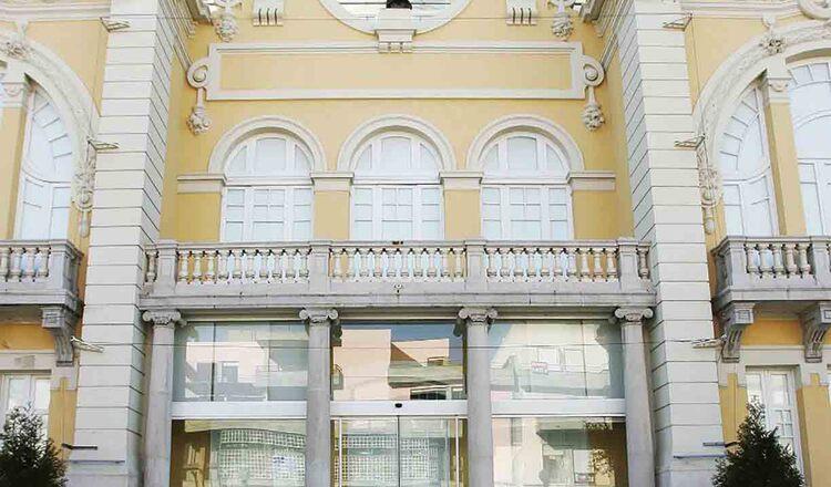 Museu de arte moderna din Sintra