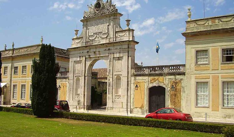 Palatul Seteais
