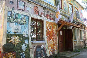Vilnius - Districtul Uzupis