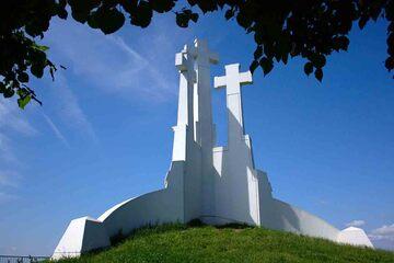 Vilnius - Dealul celor Trei Cruci
