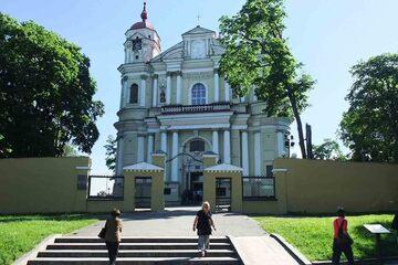 Vilnius - Biserica Sfintii Petru si Pavel