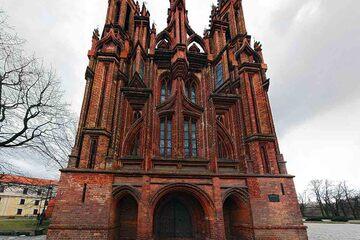 Vilnius - Biserica Sfanta Ana