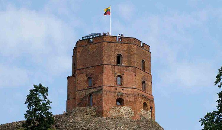 Castelul Gediminas