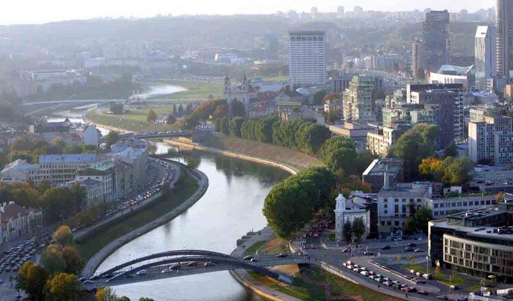 Obiective turistice Vilnius din Lituania