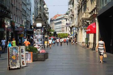 Belgrad - Strada Knez Mihailova