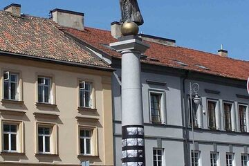 Vilnius - Ingerul din Uzupis