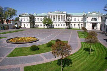 Vilnius - Palatul Prezidential