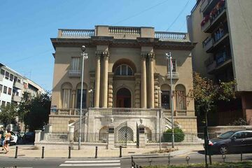 Belgrad - Muzeul Nikola Tesla
