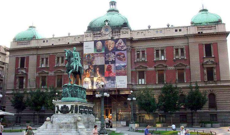 Muzeul National din Belgrad