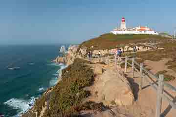 Costa do Estoril - Cabo da Roca