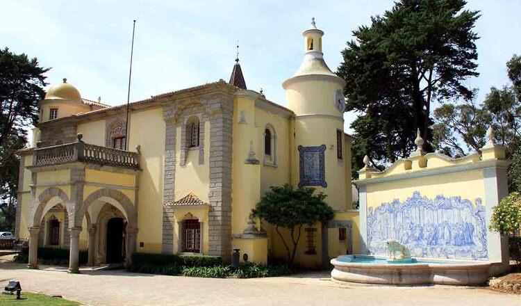 Museu dos Condes Castro Guimaraes
