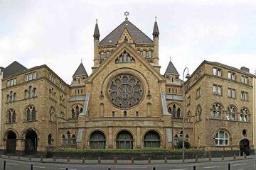 Koln - Sinagoga din Koln