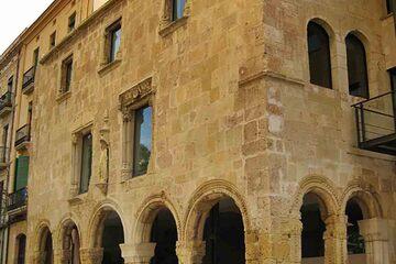Tarragona - Spitalul medieval Santa Tecla