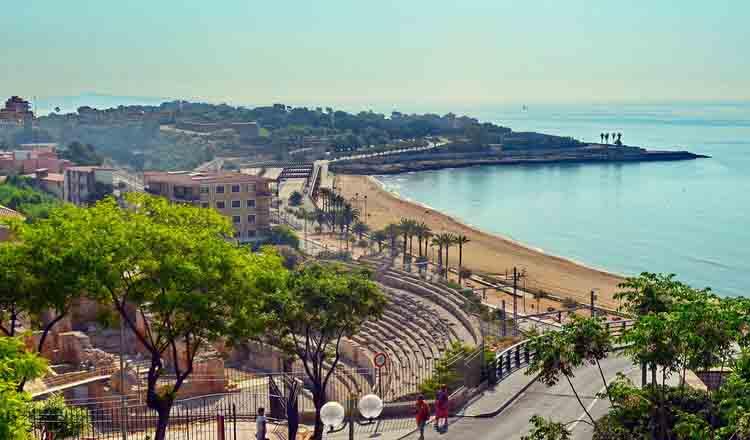 Obiective turistice Tarragona din Spania