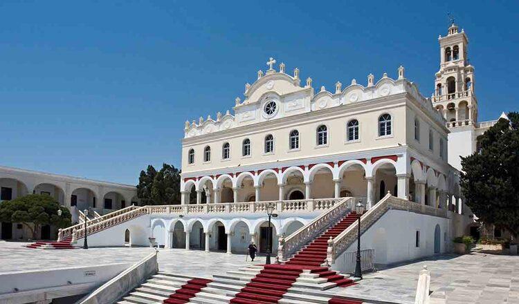 Biserica Panagia Evangelistria