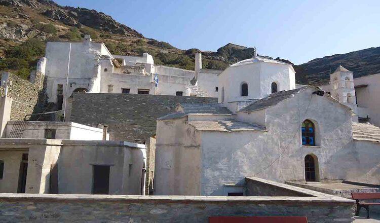 Manastirea Moni Panahrantou