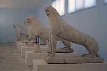 Mykonos - Muzeul de Arheologie