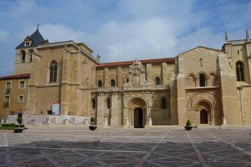Leon - Bazilica San Isidoro