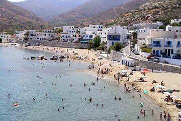 Naxos - Apollonas