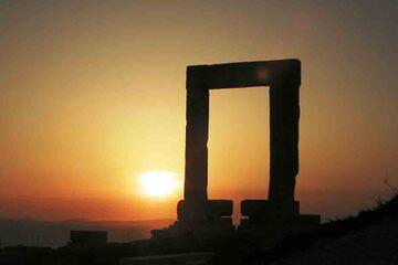 Naxos - Poarta Portara