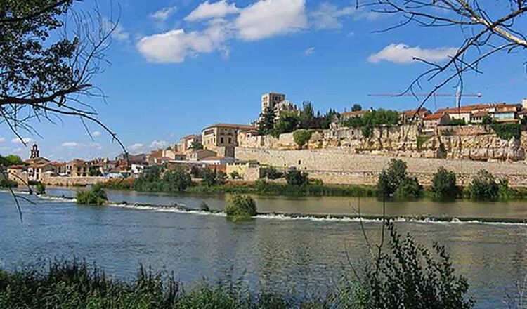 Obiective turistice Zamora din Spania