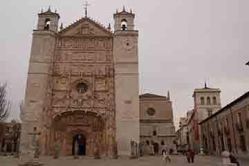 Valladolid - Biserica San Pablo