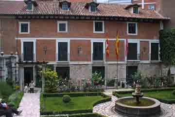 Valladolid - Casa de Cervantes