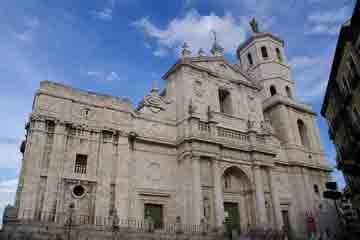 Valladolid - Catedrala din Valladolid