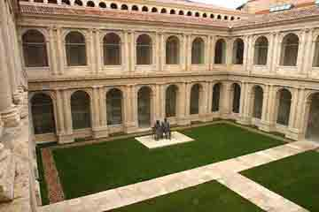 Valladolid - Muzeul de arta contemporana