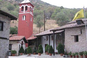 Kastoria - Manastirea Panagia Mavriotissa